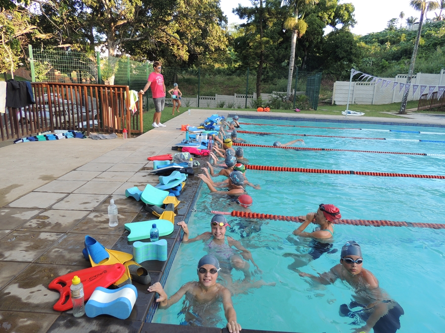 Amanzimtoti swim school Squad Training